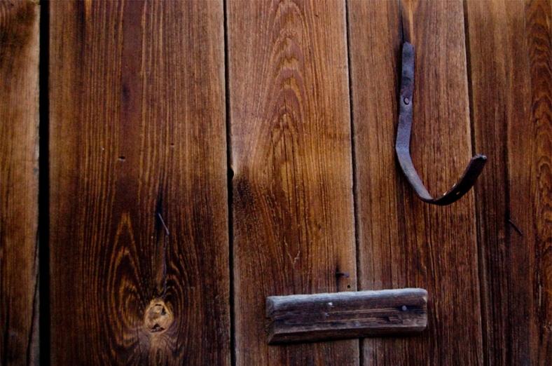ferro e legno