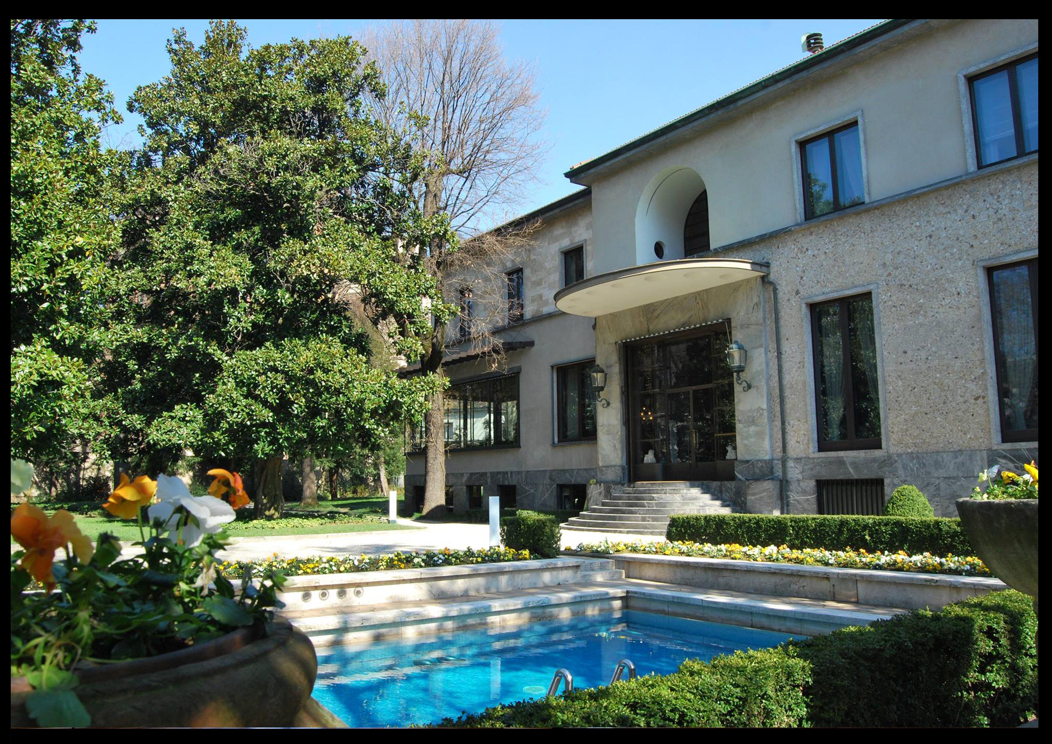 Dolci geometrie for Villa necchi campiglio milano
