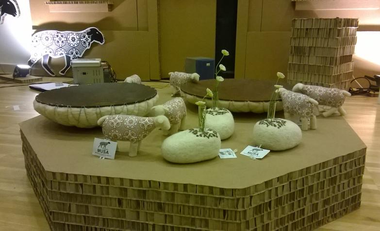 oggetti in lana