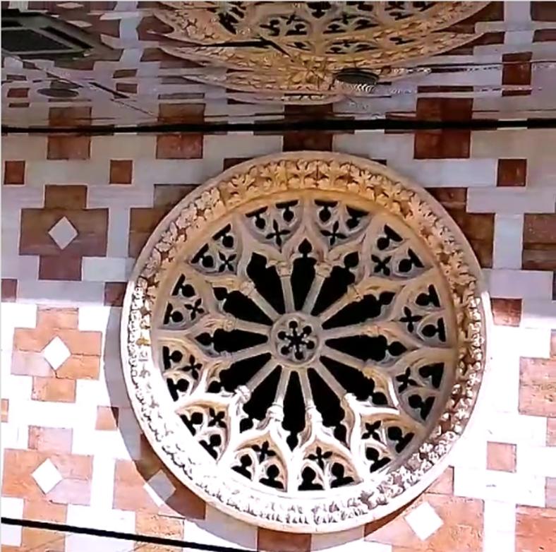 dettaglio Santa Maria di Collemaggio L'Aquila